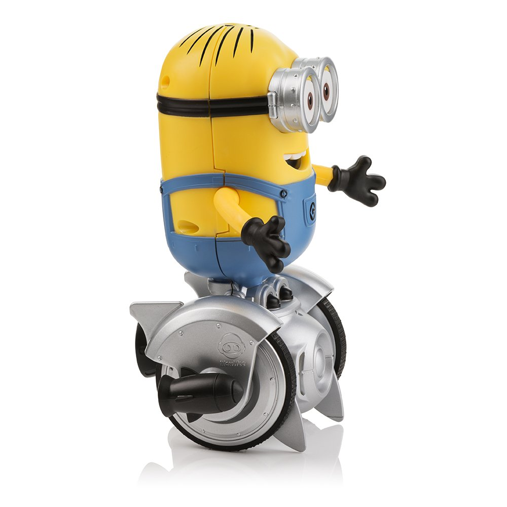 WowWee Mini Minion MiP Turbo Dave - Miniature Remote-Controlled Robot Toy by WowWee (Image #6)