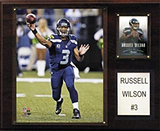 product image for C&I Collectables NFL Seattle Seahawks Russell Wilson 12x15-Inch Player Plaque