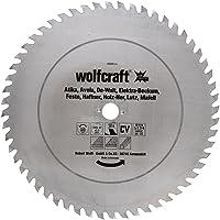 Wolfcraft 6608000 6608000-1 Hoja de Sierra Circular CV