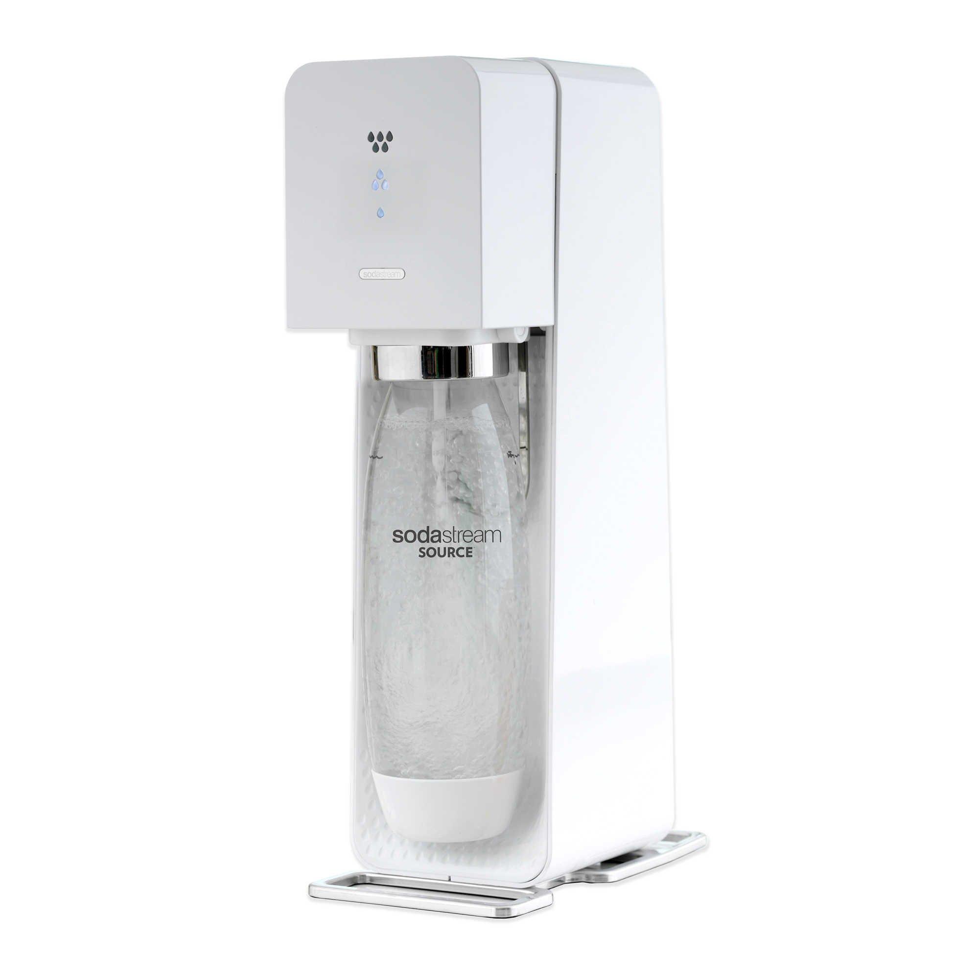 Soda Stream 1019511014 Source White Soda Maker