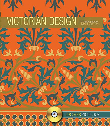 Victorian Design (Dover Pictura Electronic Clip Art)