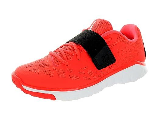 Zapatillas Nike - Jordan Flight Flex Trainer 2 Bg Rojo Infra 23/Blanco/Negro 38: Amazon.es: Ropa y accesorios