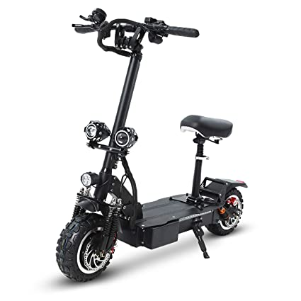 Amazon.com : GUNAI Electric Scooter Adults 11 inch 3200W ...