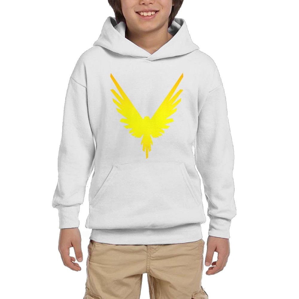 Logan Paul Fashion YouTube Maverick Parrot Logo Youth Hoodie Lin Mo Niang