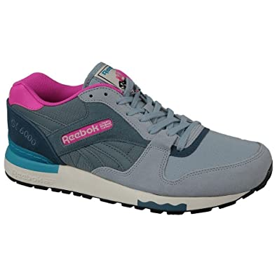 f32e755b7879 Reebok Women s Gl 6000 Out-Color Bd1579 Trainers  Amazon.co.uk  Shoes   Bags