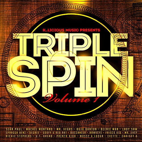 Triple Spin, Vol. 1