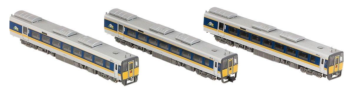 TOMIX Spur N 92580 KIHA 187 10 System beschrankt Express Diesel-Pkw (Super jeden) gesetzt (3 Fahrzeuge)