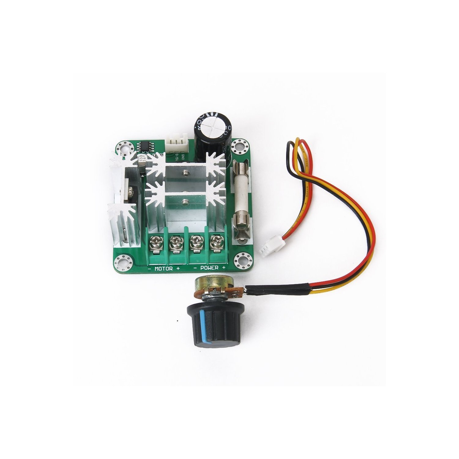 Smakn 6v 90v 15a Pulse Width Modulation Pwm Dc Motor Speed Control Diy Circuit Design Switch Industrial Scientific