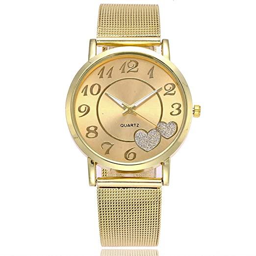Zaidern Hot Watches for Women On Sale Clearance Womens Crystal Analog Quartz Watch,Fashion Wrist