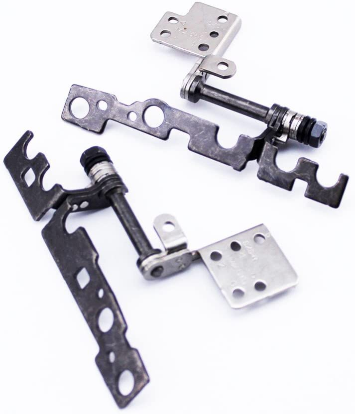 Replacement LCD Screen Left & Right Hinge Hinges For Lenovo Erazer Y50 Y50-70 Y50-70A Series Laptop AM14R000100 AM14R000200