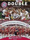 FC Bayern Kalender 2018 - Posterkalender, Fußballkalender, Fankalender - 48 x 64 cm