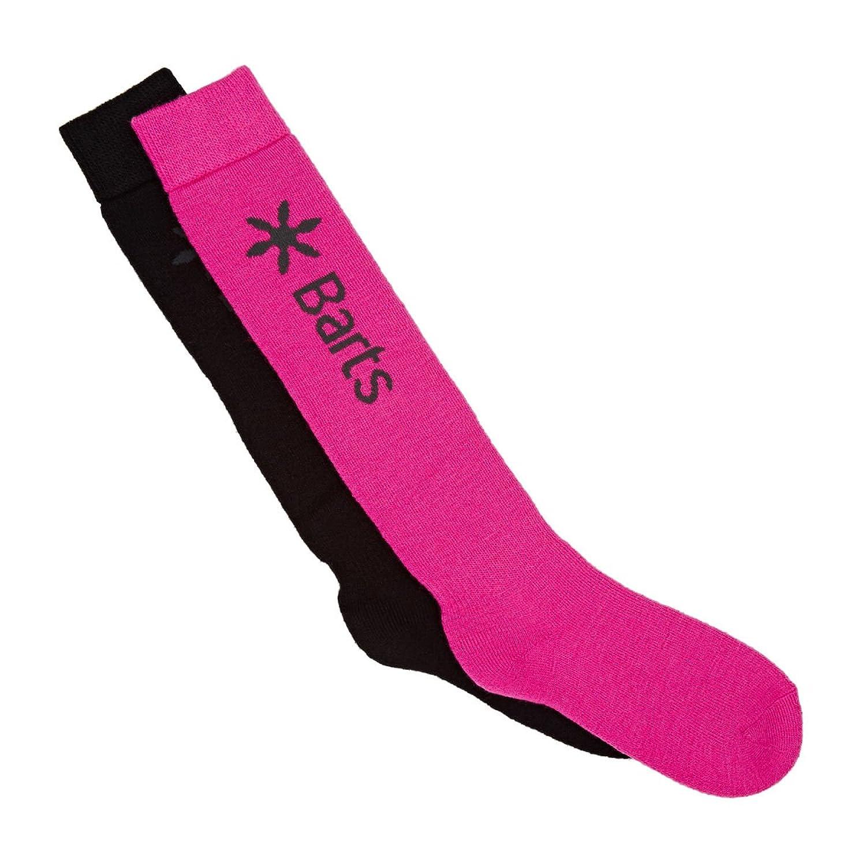 Barts Socks - Barts Basic 2 Pack Snow Socks - B...