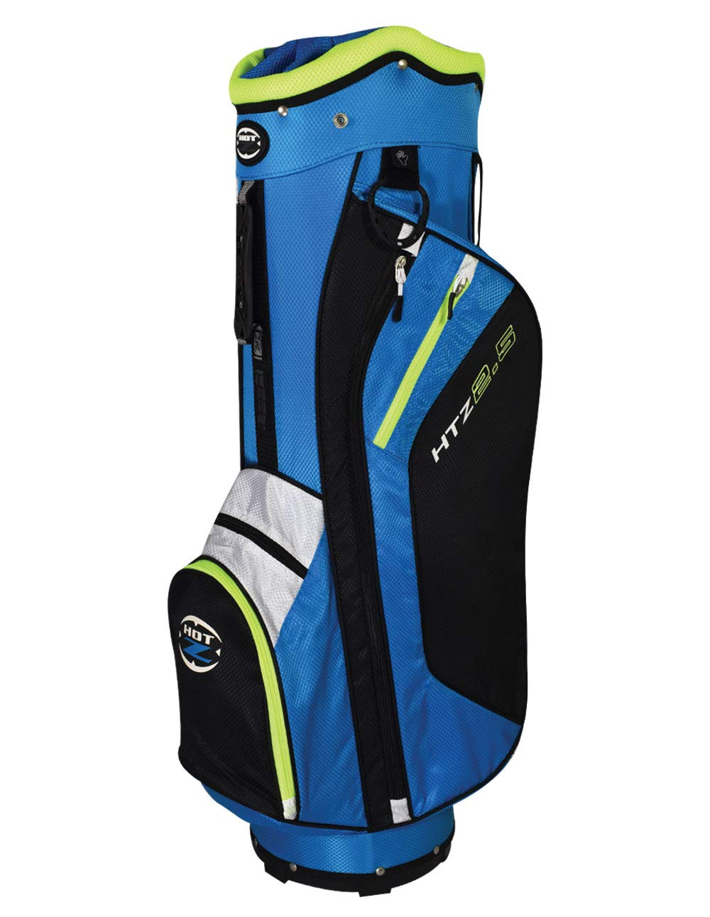Hot-Z 2017 Golf 2.5 Cart Bag, Caribbean Blue by Hot-Z Golf