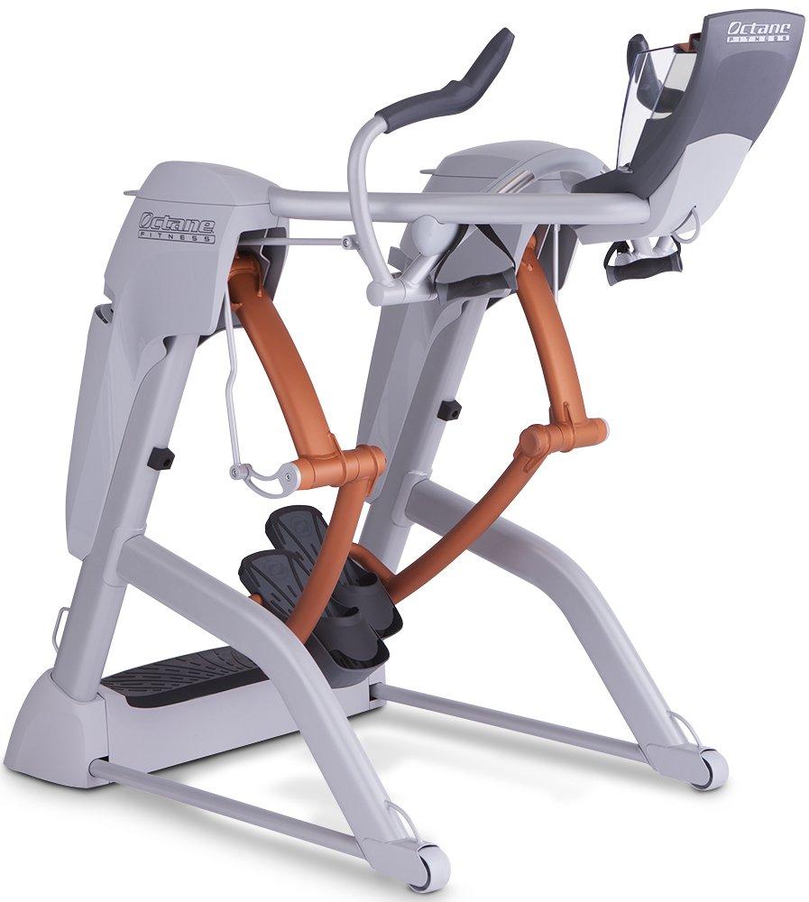 Octane Fitness ZR8 Zero Runner, Silver by Octane Fitness