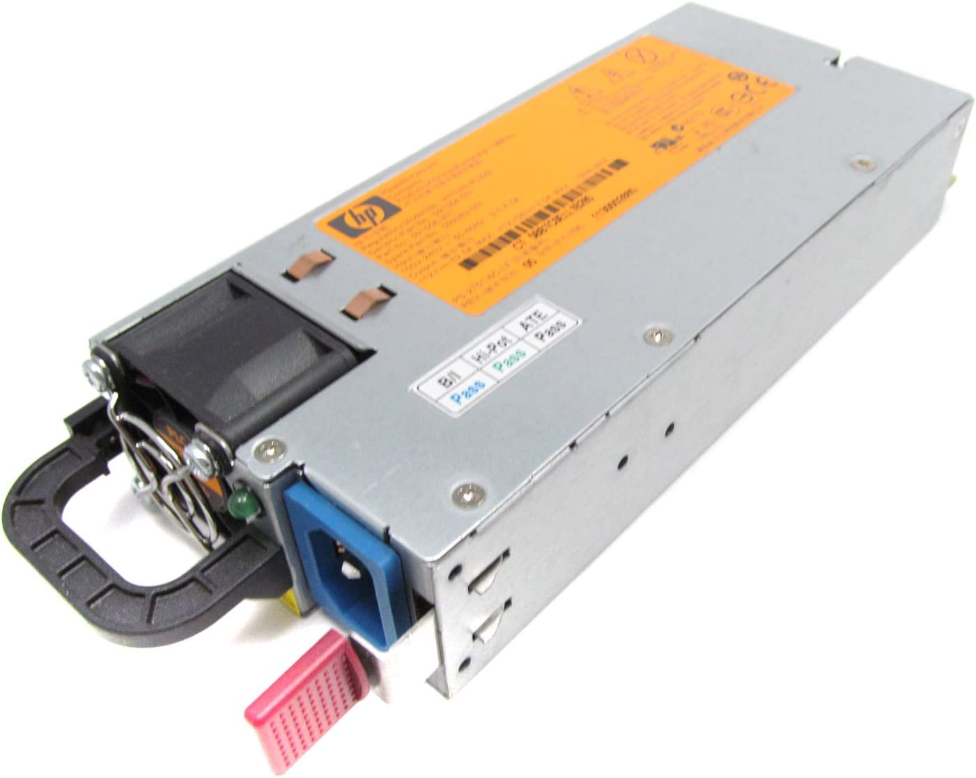 HP 599383-001 AC power supply 750W hot-plug 1U form factor