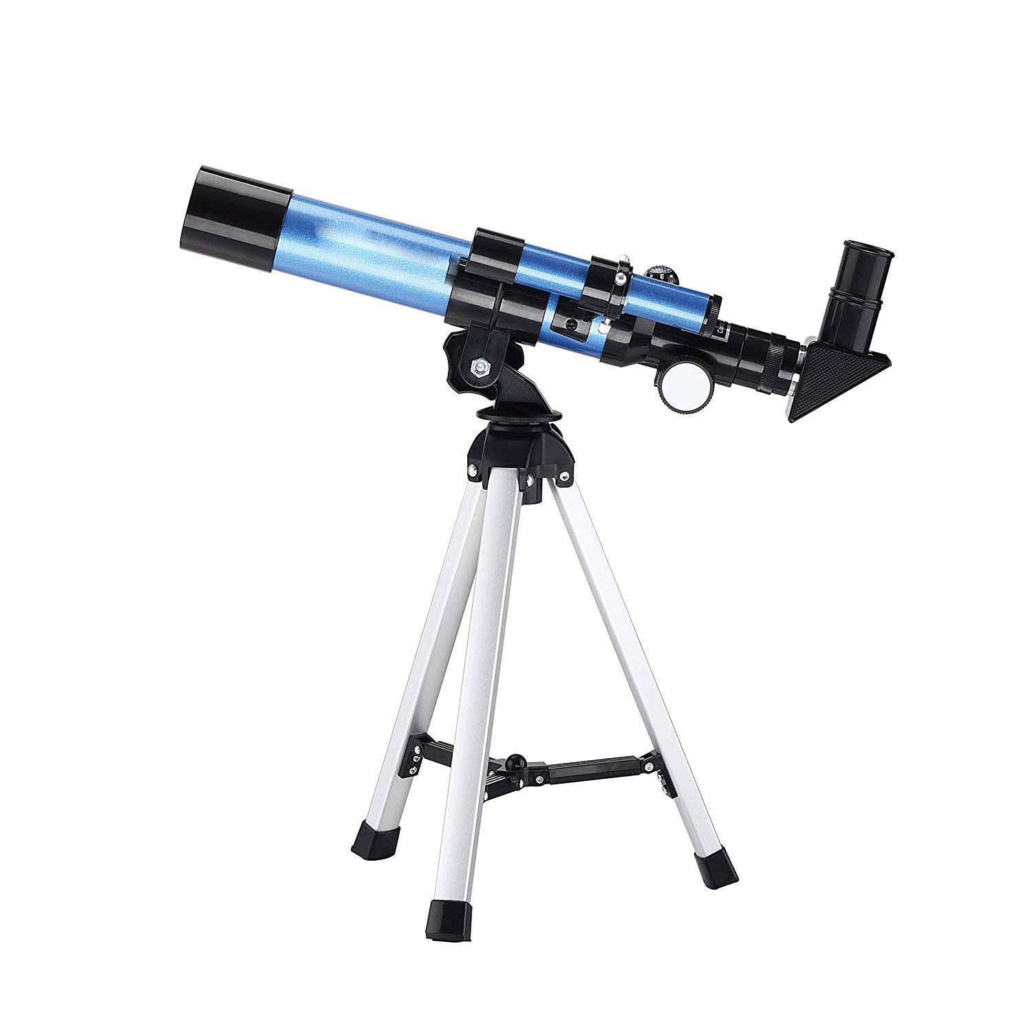 ASSAUU_ Telescope for Kids and Beginners 70mm 400mm AZ Mount - Portable Travel Telescope by ASSAUU_