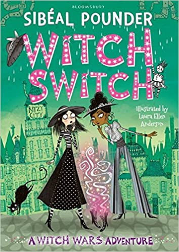 Witch Switch (Witch Wars): Amazon.co.uk: Pounder, Sibéal, Anderson ...