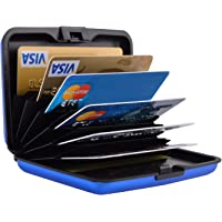 Hard Credit Card Cases Slim, MaxGear RFID Blocking Card Cases Plastic Credit Card Holder Slim Card Cases