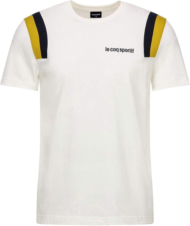 Le Coq Sportif 1922175 Jersey Hombre Blanco XL: Amazon.es: Ropa y ...
