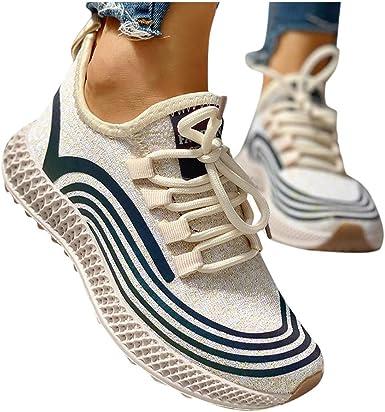 Veodhekai Women Platform Wedges Shoes