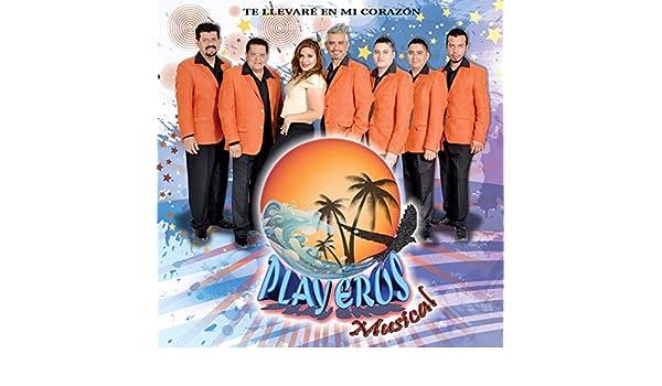 Te Llevaré en Mi Corazón de Playeros Musical en Amazon Music ...
