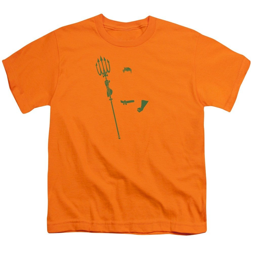 Aqua Min Youth T-Shirt Aquaman