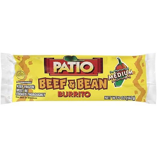 Beautiful Amazon.com : Conagra Patio Medium Beef And Beans Burrito, 5 Ounce    24 Per  Case. : Ketchup : Grocery U0026 Gourmet Food