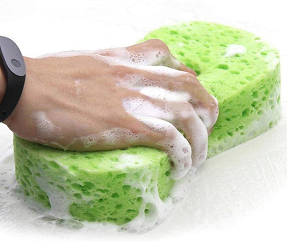 SSXCO 1 Piezas de Esponja de melamina roja China, Esponja, Borrador, Limpiador de melamina para la Limpieza de baños de Oficina, esponjas Nano, Oro: Amazon.es: Hogar