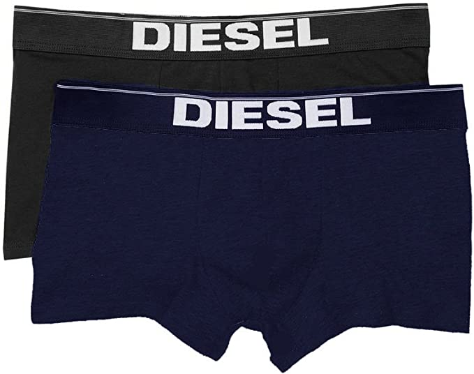 Diesel Calzoncillos Boxer para Hombre Underwear UMBX-Rocco 2 Pack ...