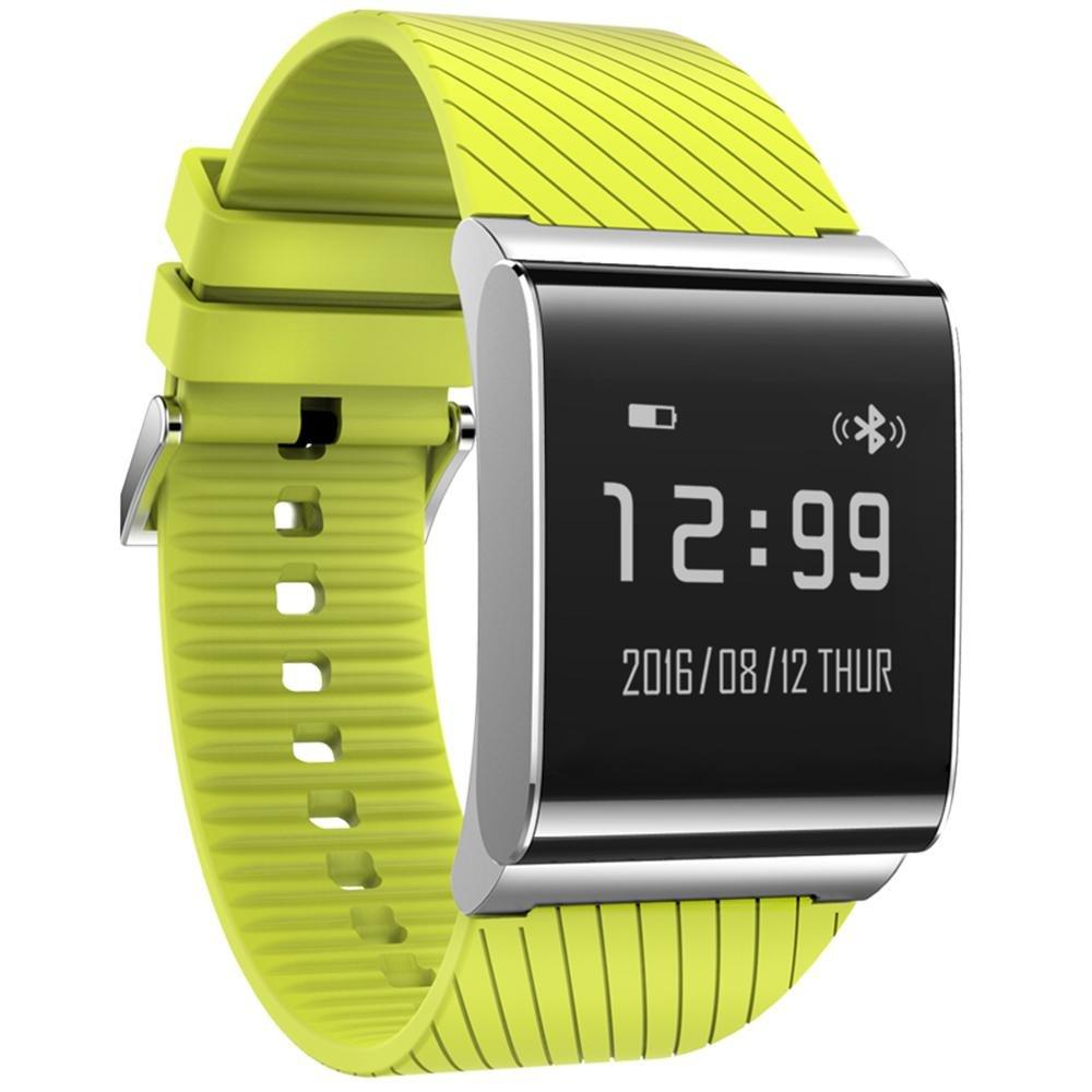 KOBWA Pulsera Actividad, Fitness Tracker con Monitor del Ritmo ...