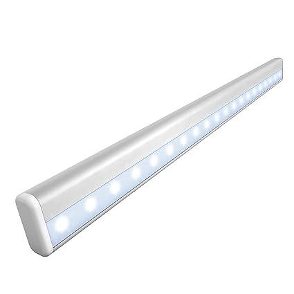 Gentil Oak Leaf Rechargeable Closet Light,Portable 20 LED Wireless Motion Sensor  LED Night Light For