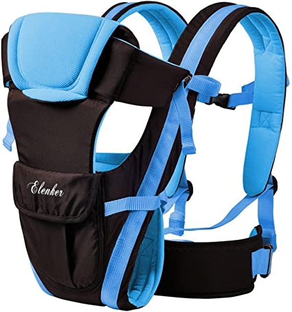 ELENKER Travel Neck Pillow, Head Chin