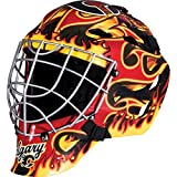 Franklin Sports NHL Calgary Flames GFM 1500 Goalie Face Mask