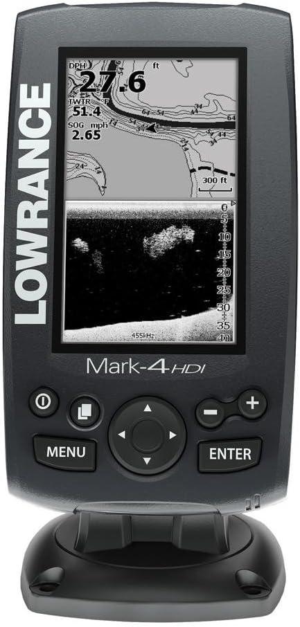 Lowrance Mark-4 HDI FishFinder 50 200 455 800 Fishfinder