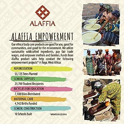 Alaffia - Everyday Shea Hand Soap with Moringa Leaf & Argan Oil Lavender Spice