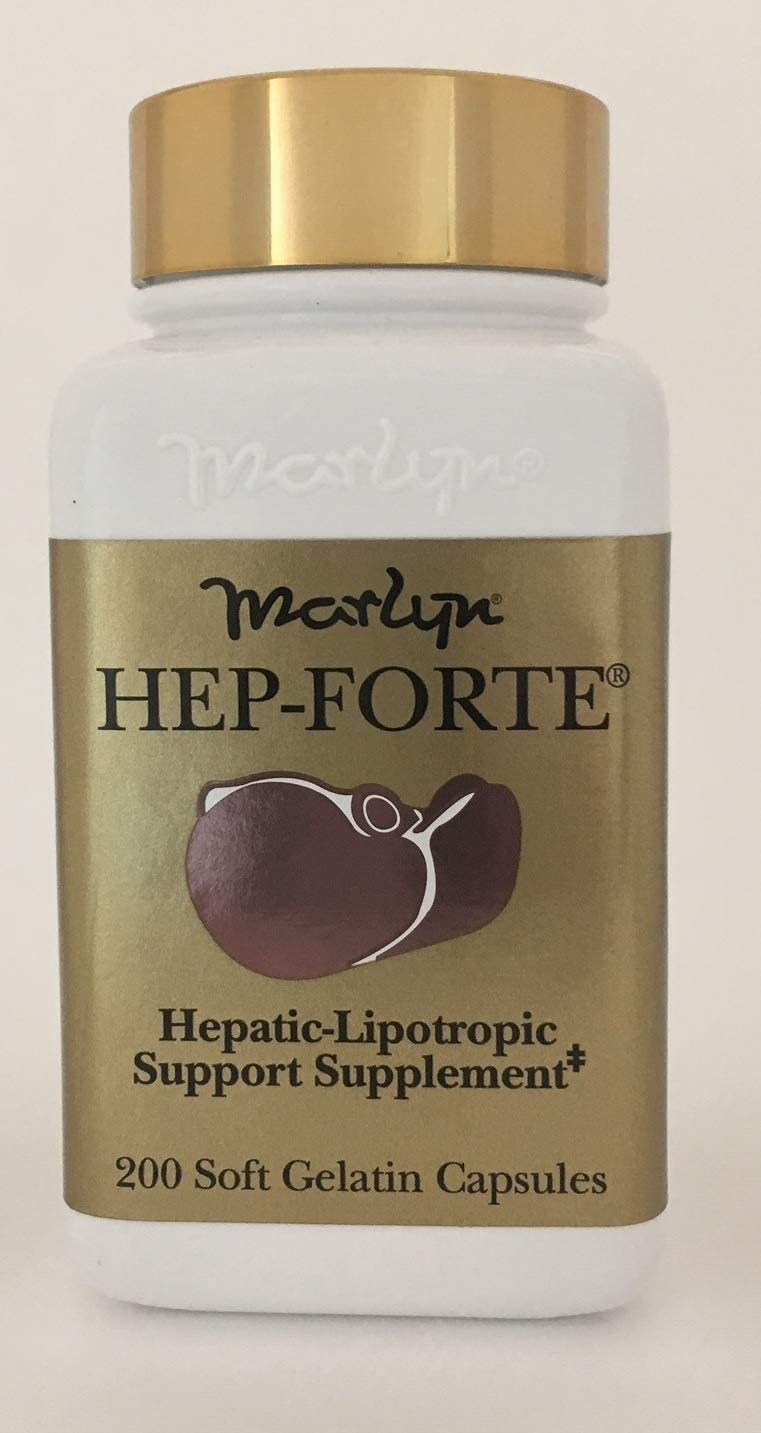 Hep-Forte 200 ct, Bottle