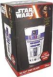 "Star Wars ""R2-D2"" Pint Glass in 2016 Packaging"
