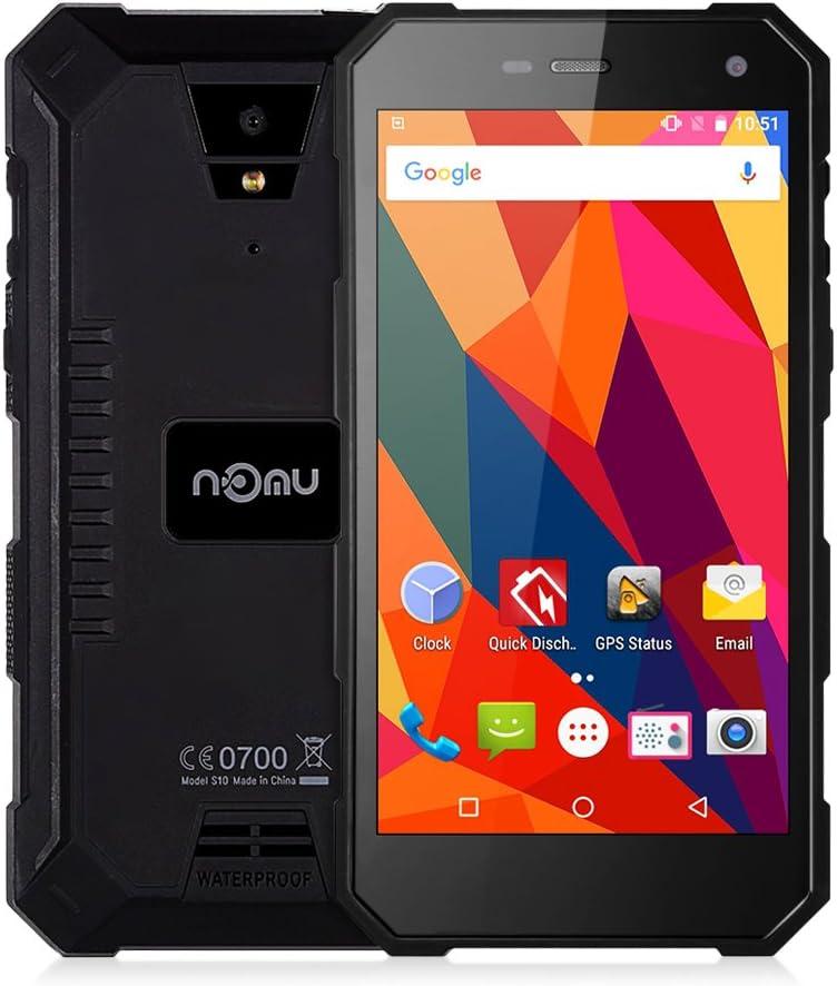 NOMU S10 Smartphone sin Contrato Teléfono Móvil para exteriores ...
