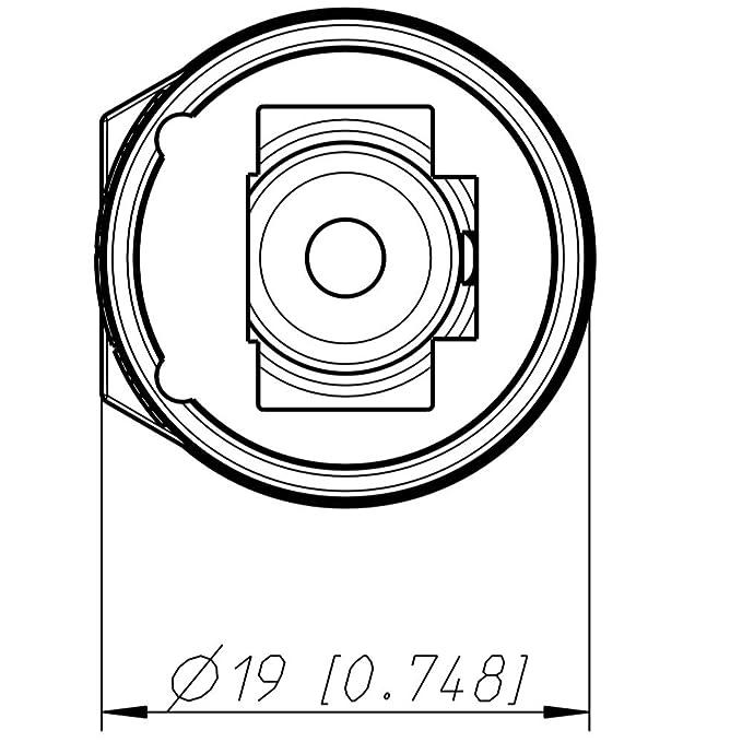 Amazon Com Neutrik Ne8mc 1 Rj45 Ethercon Cable Connector 2 Pack