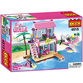 LEGO LOT OF 10 NEW 1 X 4 X 6 BRIGHT PINK WINDOWS GIRL FRIENDS HOUSE WITH GLASS
