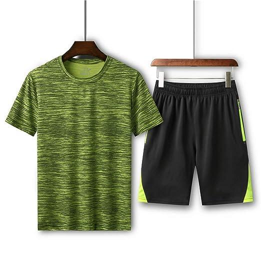 WYX Conjunto De Chándal para Hombre Camiseta Y Pantalones Cortos ...