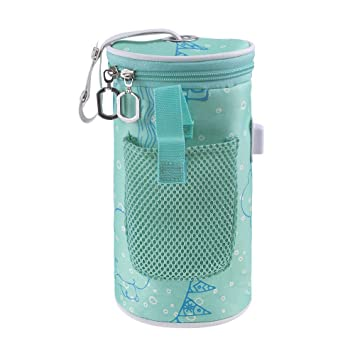 New Style USB Bottle Cover Warmer Funny  Kids Stylish Milk Bag Outdoor Keep Warm