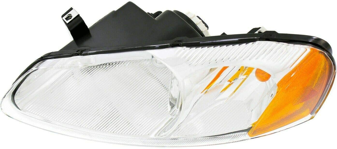 Genuine Chrysler Parts 4805821AD Driver Side Headlight Assembly Composite