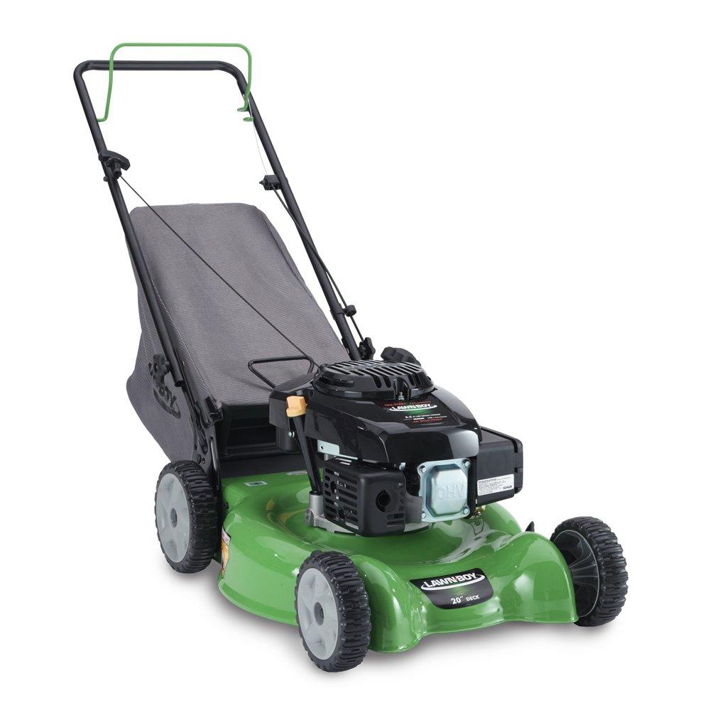 Amazon.com : Lawn Boy 10603 20-Inch 149cc 6-1/2 GT OHV Kohler Gas Powered  Push Lawn Mower (Older Model) : Walk Behind Lawn Mowers : Garden & Outdoor