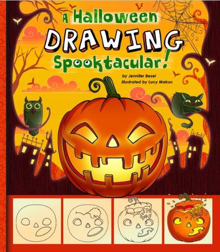 A Halloween Drawing Spooktacular! (Holiday Sketchbook)