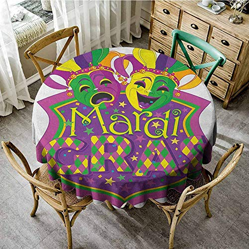 Rank-T Flower Tablecloth 63