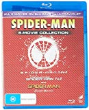 Spider-Man - 6 Film Collection (Spider-Man/Spider-Man 2/Spider-Man 3/The Amazing Spider-Man/The Amazing Spider-Man 2/Spider-Man: Homecoming)