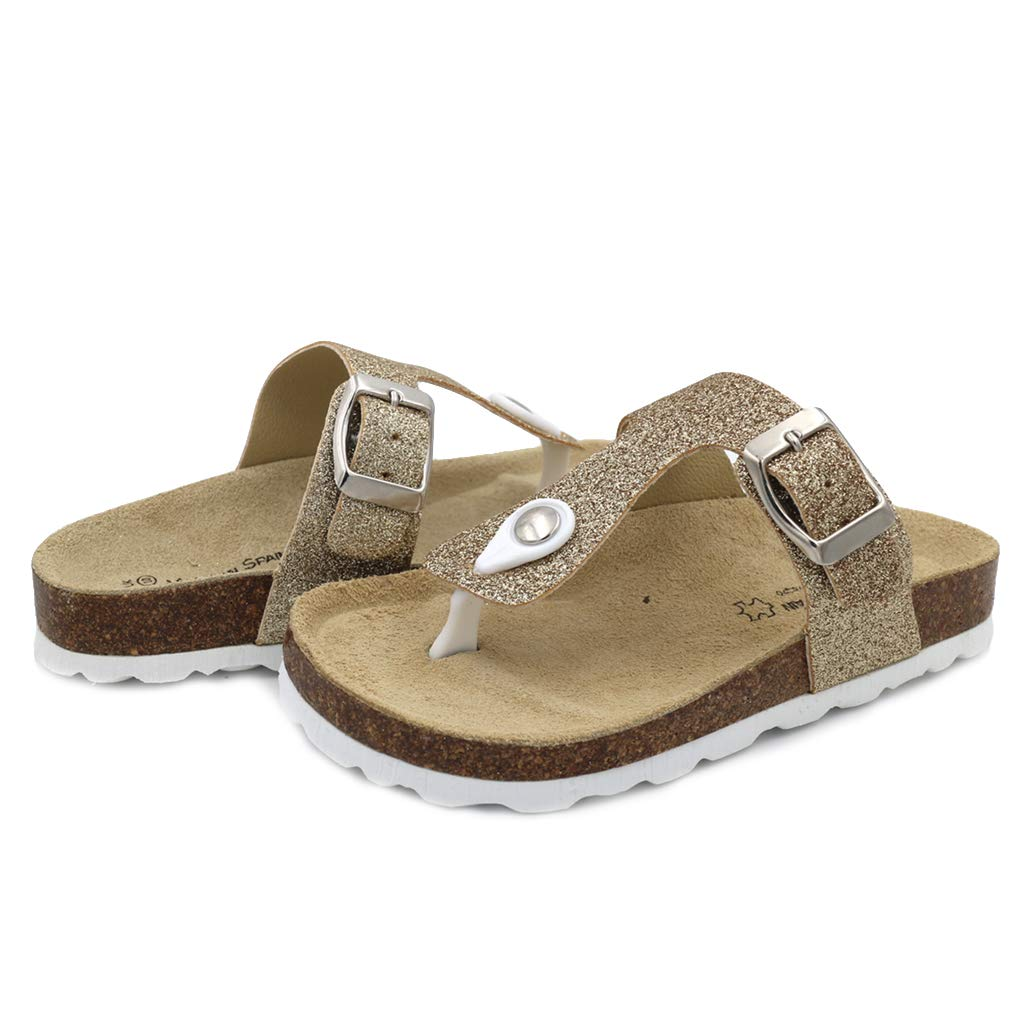 Para Niña Billowy Y Niño 1253c97 Zapatos Bio Sandalia N8Onwv0m