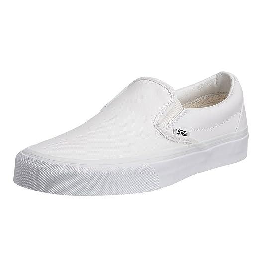 Vans Classic Slip On True White (9.5)