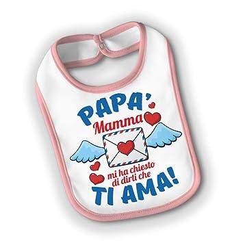 Bavetto Lätzchen Kinder Geschenk Kind Vatertag Botschaft